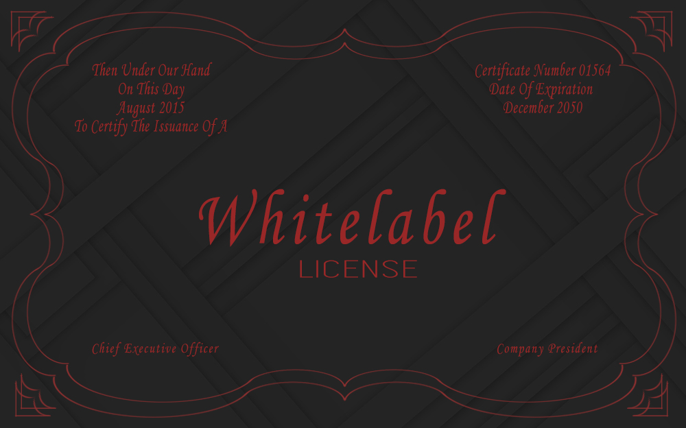 whitelabel